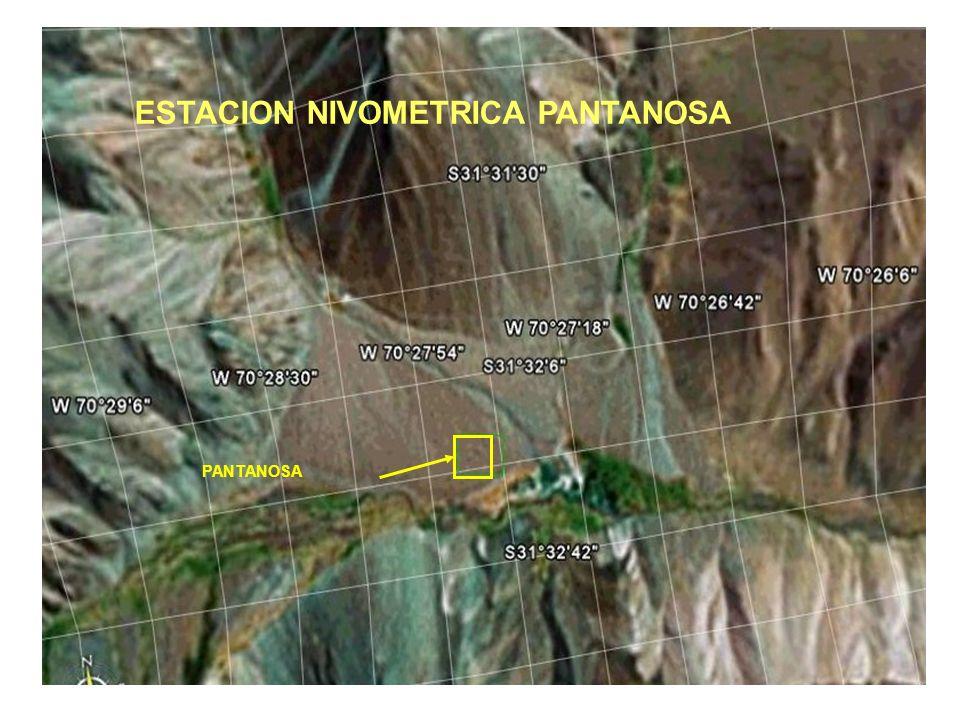 PANTANOSA ESTACION NIVOMETRICA PANTANOSA