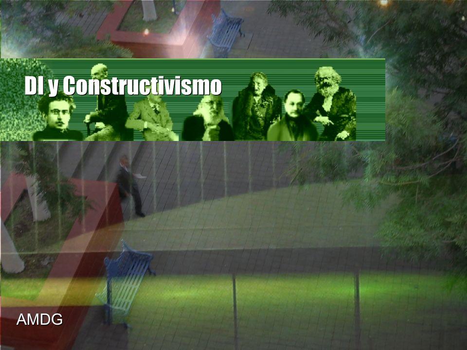 DI y Constructivismo AMDG