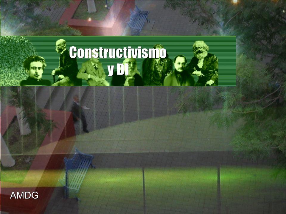 Constructivismo y DI AMDG