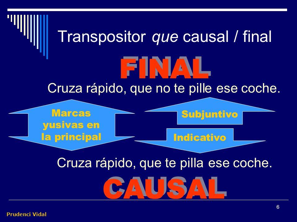 Prudenci Vidal 5 CC / Mod Or El suelo está mojado porque ha llovido.