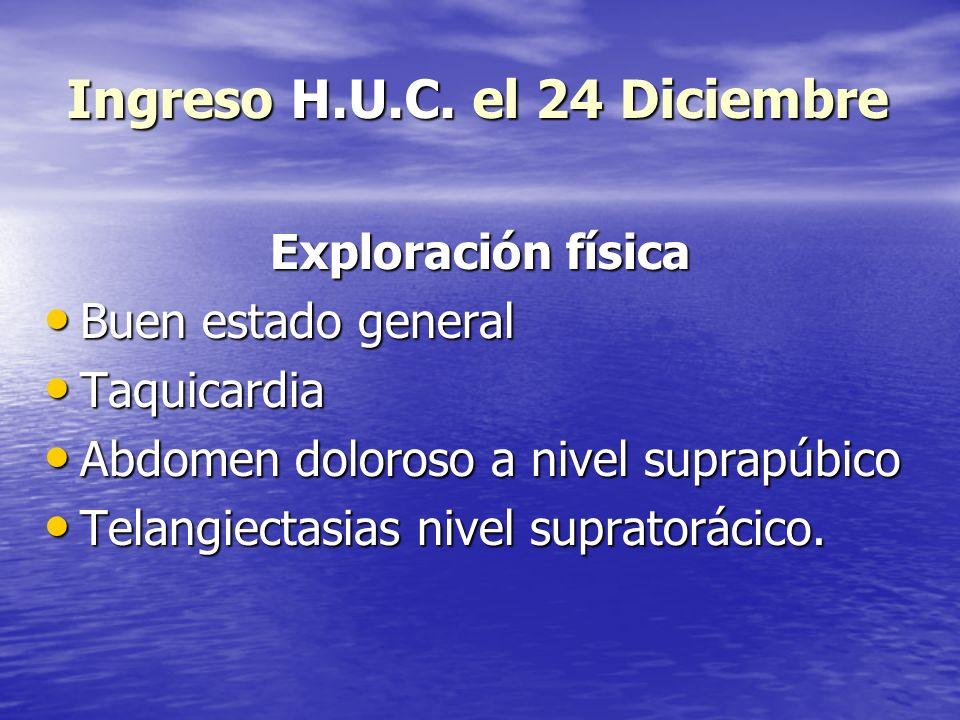 Ingreso H.U.C.