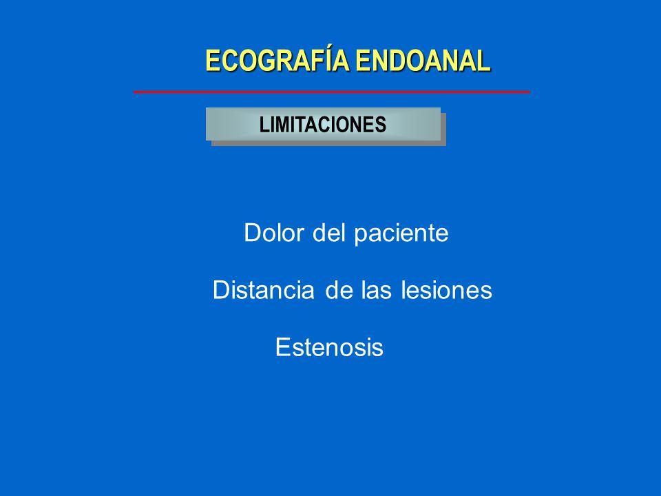 ECOGRAFÍA ENDOANAL NEOPLASIAS DEL CANAL ANAL