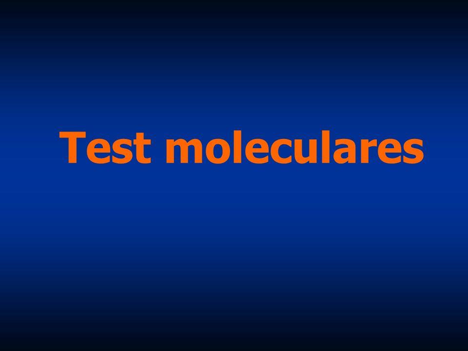 Test moleculares