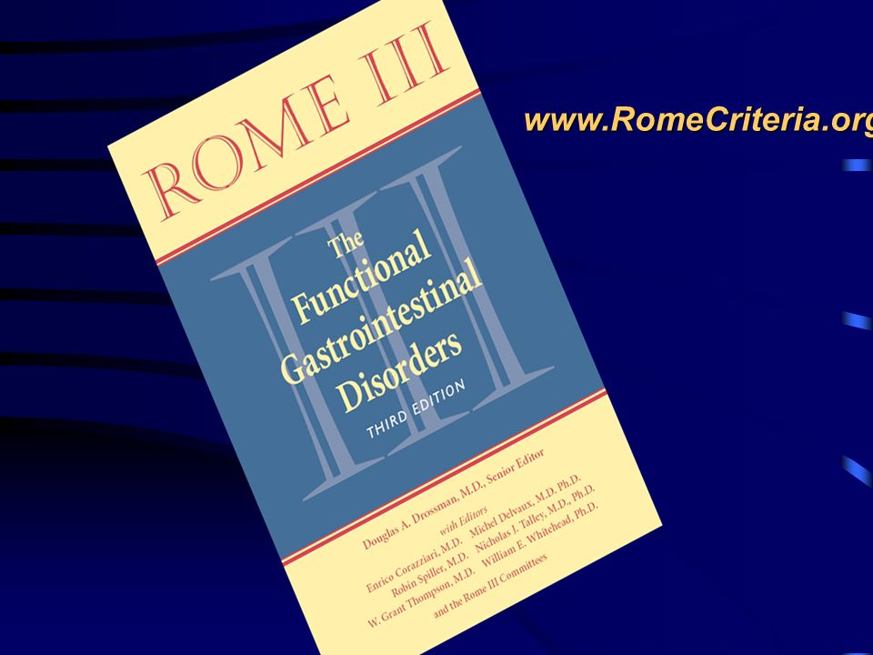 www.RomeCriteria.org