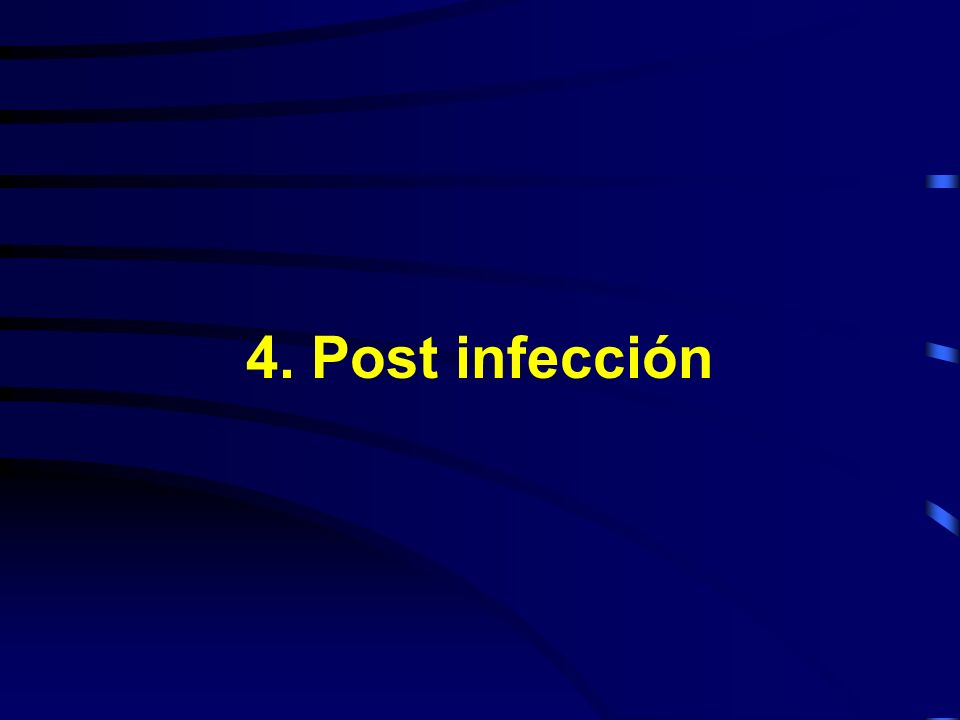 Sindrome del intestino irritable postinfeccioso 1.