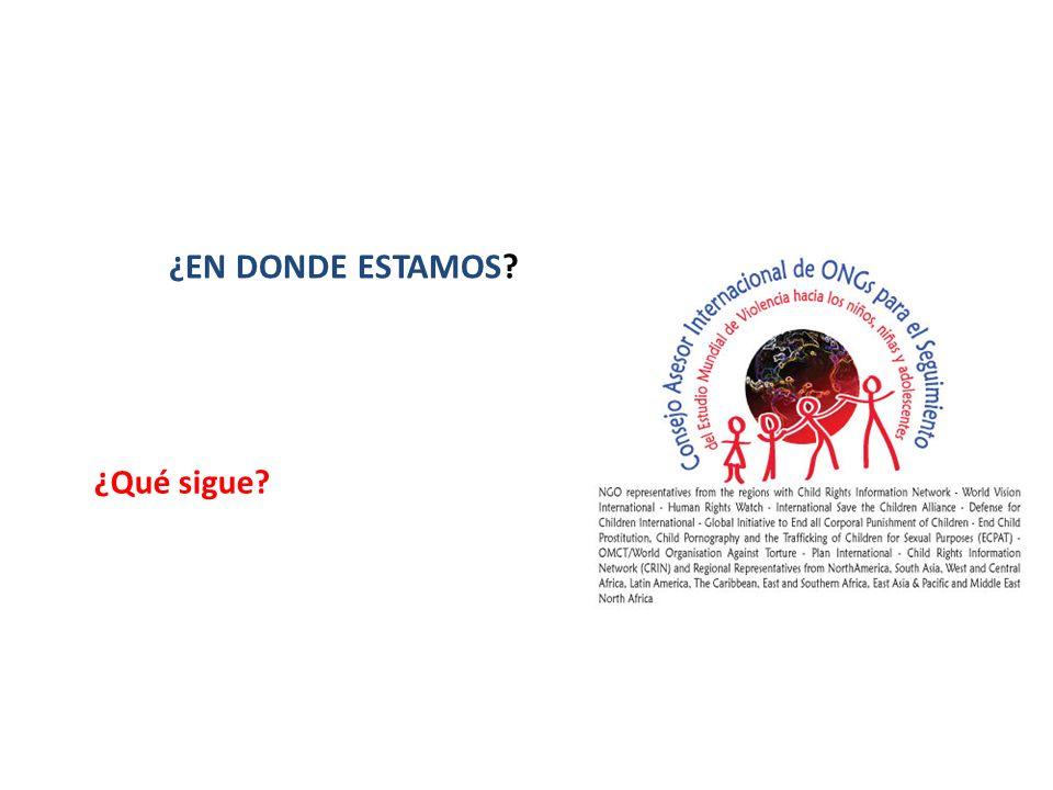 Gerardo Sauri Suárez.Red por los Derechos de la Infancia en México.