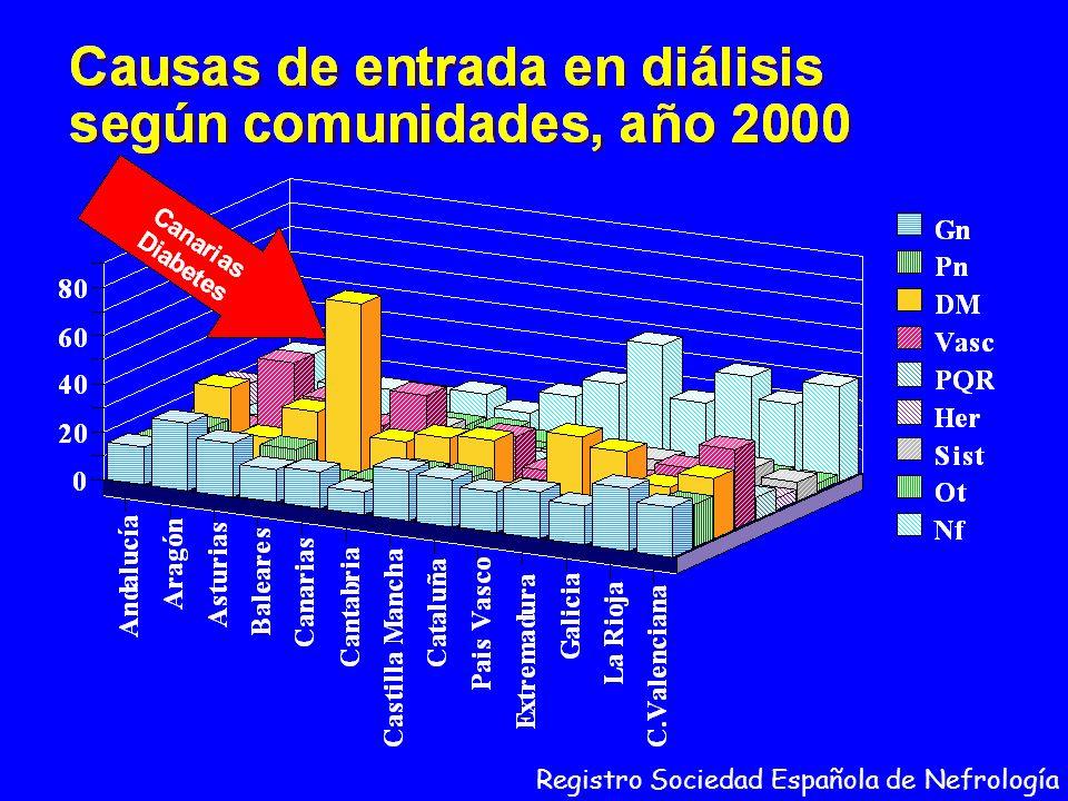 Registro Sociedad Española de Nefrología