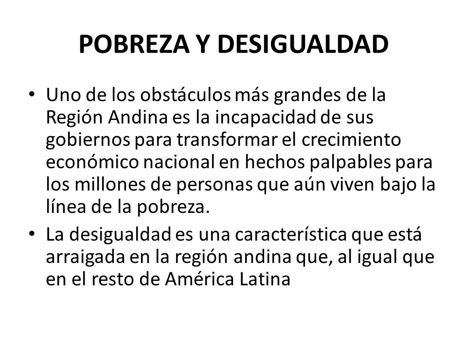 Subregión y Comunidad Andina Entre los países: – Tensión política entre algunos países: Ecuador- Colombia, Venezuela y Bolivia.