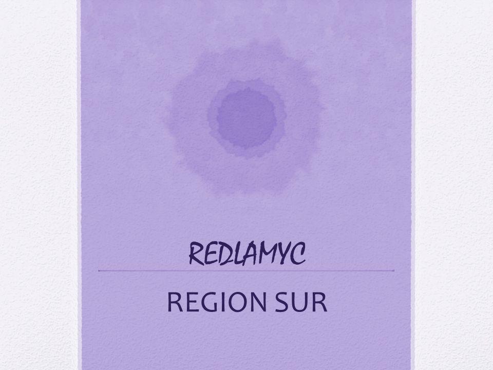REDLAMYC REGION SUR