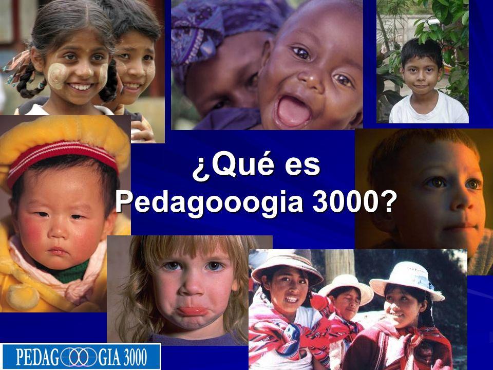 22/10/08 ¿Qué es Pedagooogia 3000?