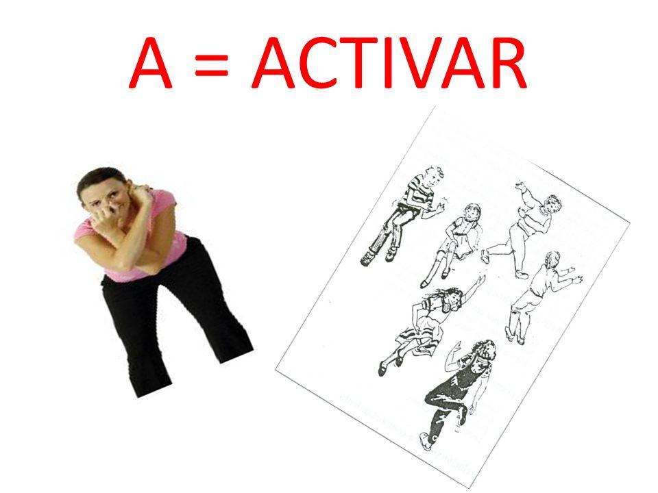 A = ACTIVAR