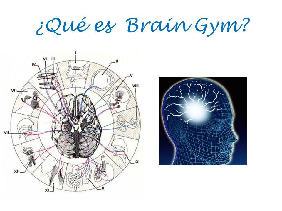 ¿Qué es Brain Gym?