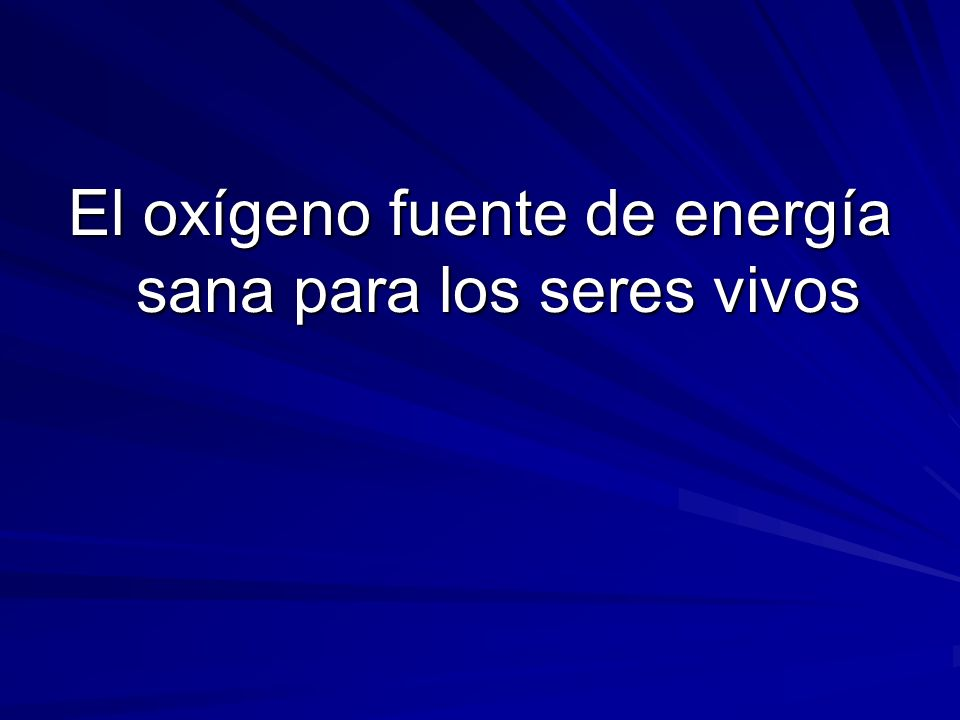 Energy O2 no tiene ninguna contraindicación y no marca positivo en los controles antidopping.