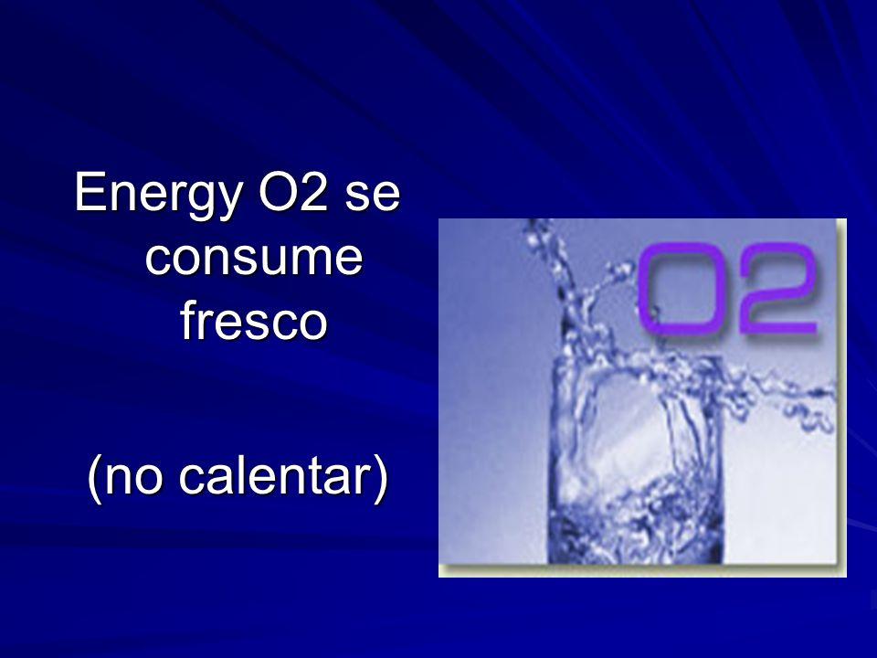 El oxígeno fuente de energía sana para los seres vivos