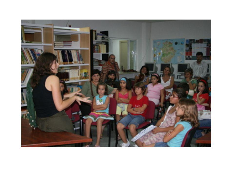 ACTIVIDADES.Comenzamos las actividades invitando a los colegios de la localidad.