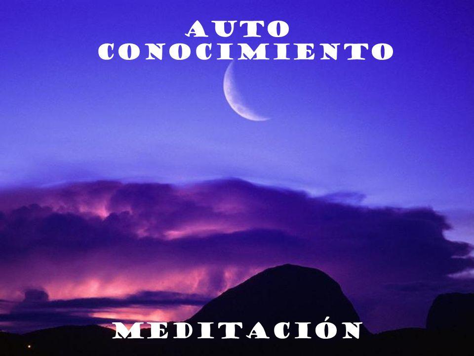 Auto conocimiento Meditación