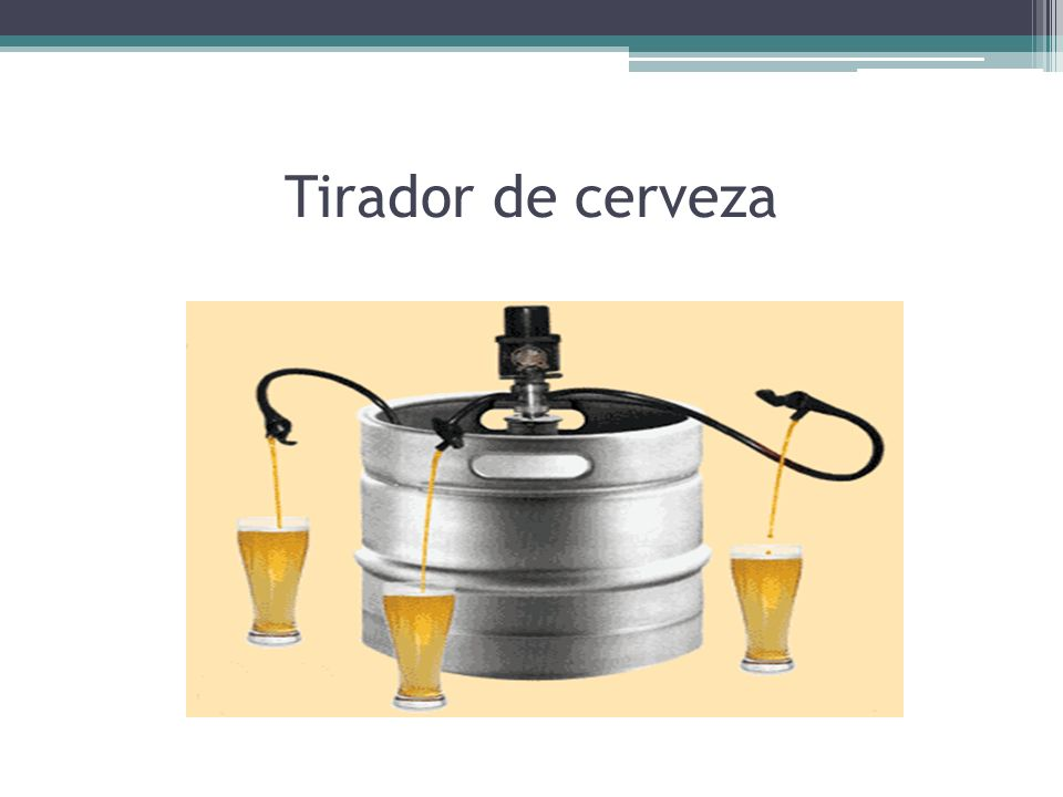 Tirador de cerveza