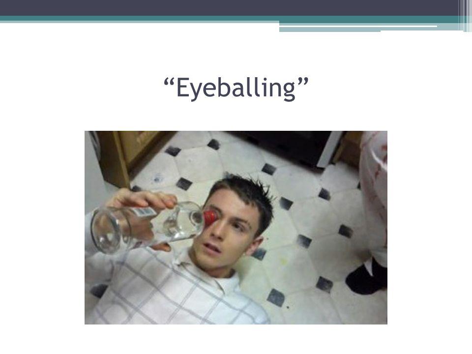 Eyeballing