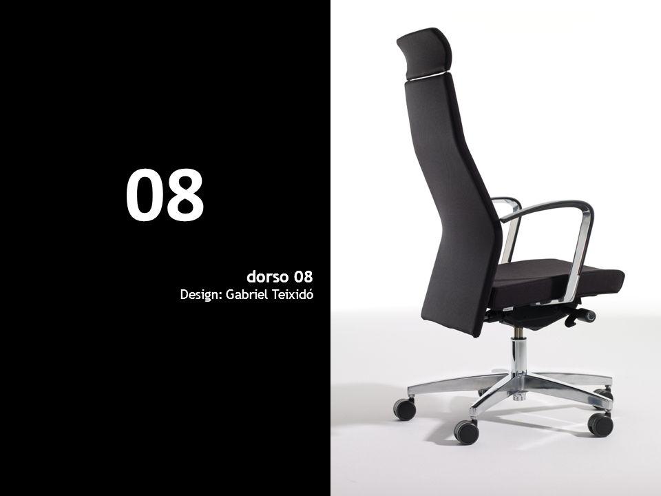 dorso 08 Design: Gabriel Teixidó