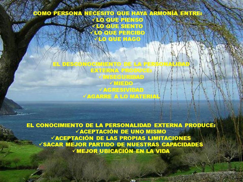 LA PERSONALIDAD INTERNA CONOCER NUESTRA MENTE IDENTIFICAR NUESTRA FORMA DE COMUNICACIÓN SER CONSCIENTES DE LOS PROCESOS MENTALES LOS TRES COMPONENTES DEL CUERPO MENTAL: CONSCIENTE INCONSCIENTE SUBCONSCIENTE LOS DOS HEMISFERIOS LA VOZ DE LA CONCIENCIA
