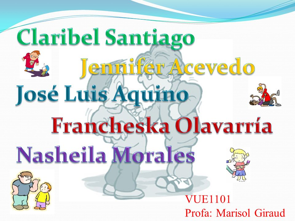 VUE1101 Profa: Marisol Giraud
