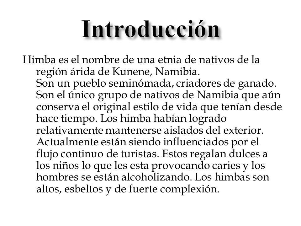 Lange, K.(2004, enero).Los Himba, National Geographic, 102-107.