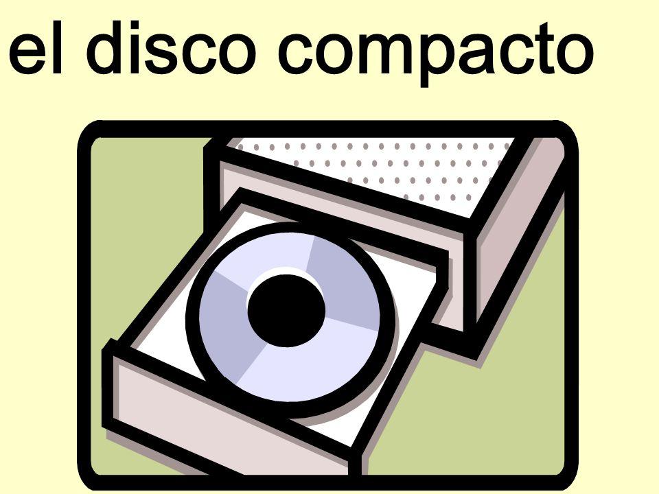 el disco compacto