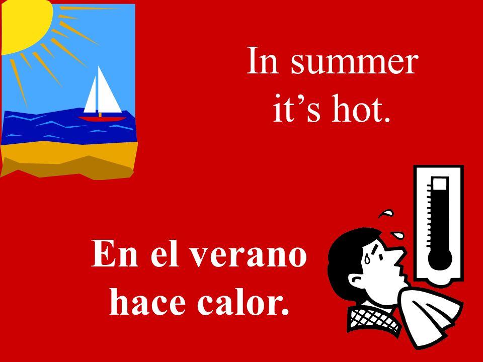 Summer El verano