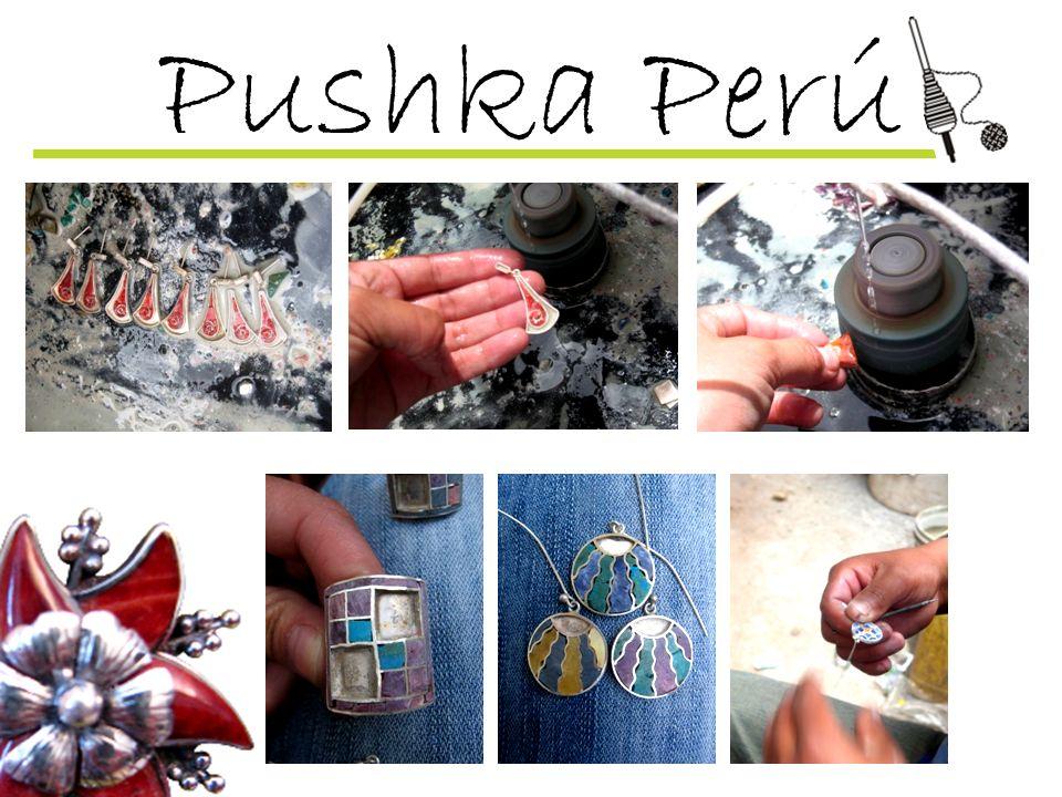 Pushka Perú Ferias y Misiones Comerciales: EXHIBE PERU 2006.