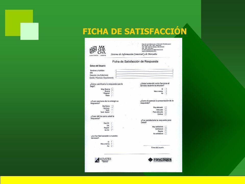 31 MECANICA DE ABSOLUCION EN LA OFICINA: - APOYO DE UNIVERSIDAD - APOYO DE ESPECIALISTAS DE LOS SECTORES - INFORMACIÓN DE LAS INSTITUCIONES - INTERNET - OFERTAS O DEMANDAS EN LAS CONSULTAS DERIVACIÓN A EQUIPO CONSULTOR VALIDACION DE LA RESPUESTAS