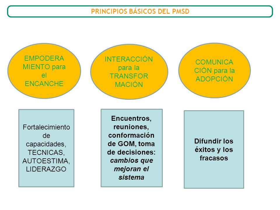 EMPODERA MIENTO para el ENCANCHE INTERACCIÓN para la TRANSFOR MACIÓN COMUNICA CIÓN para la ADOPCIÓN Fortalecimiento de capacidades, TECNICAS, AUTOESTI