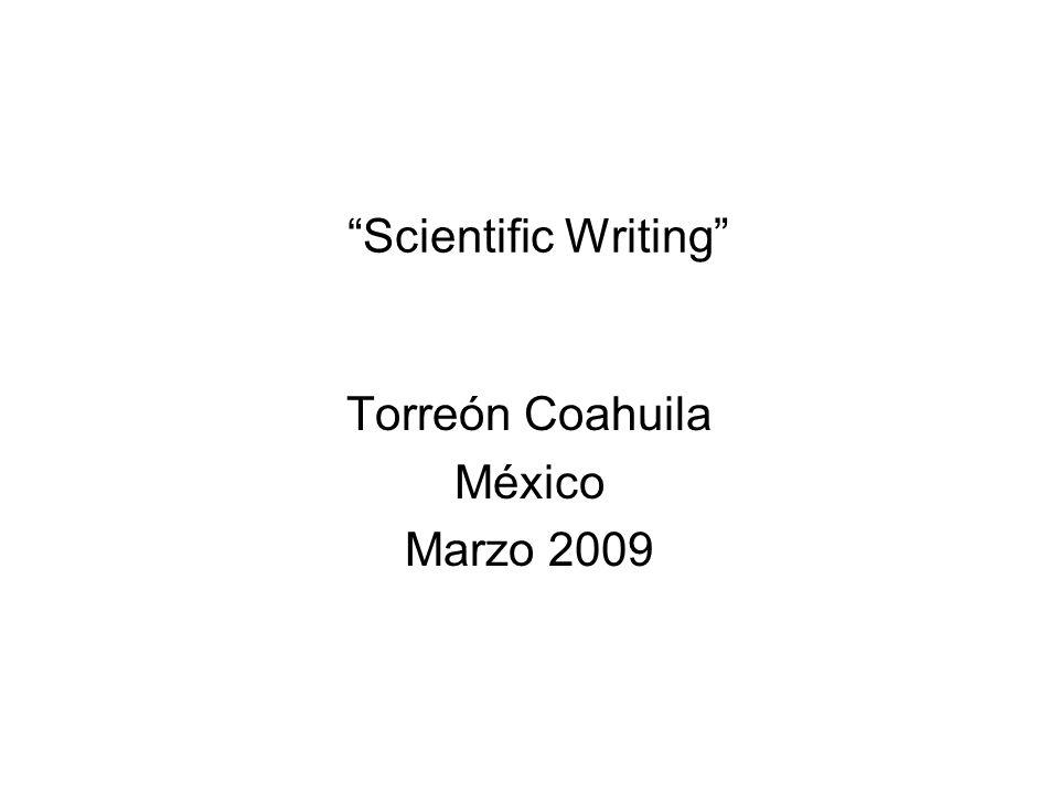 Preparándose para Escribir (cont..) Mientras reúne contenido, escriba aquellas ideas que se le ocurran.