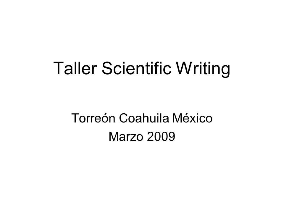 La Sección de Discusión Barbara Gastel, MD, MPH Texas A&M University bgastel@cvm.tamu.edu
