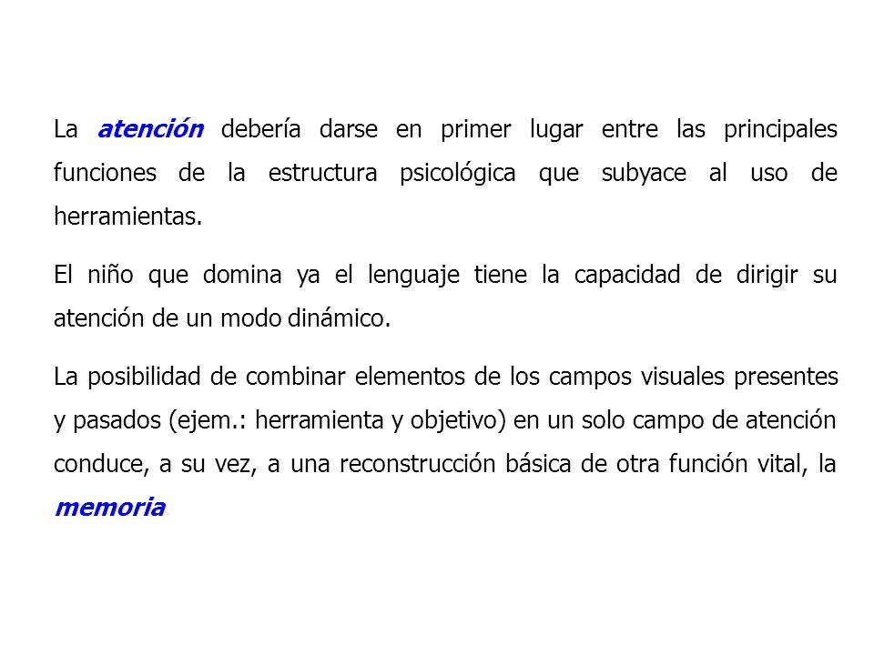 Dominio de la Memoria y el Pensamiento.