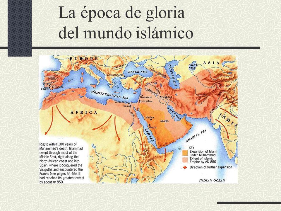 La época de gloria del mundo islámico