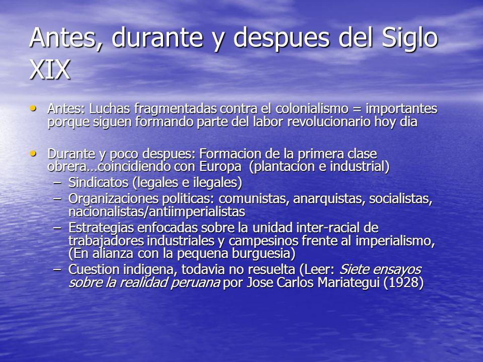 1999, Venezuela: Estado/Proceso revolucionario.