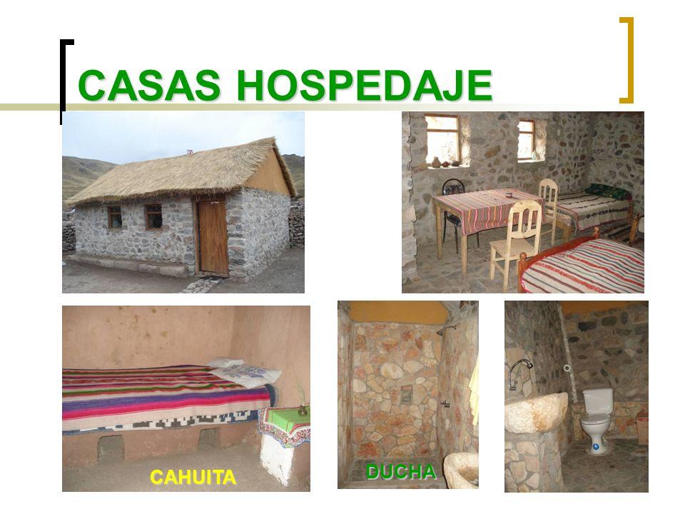 CASAS HOSPEDAJE CAHUITA DUCHA