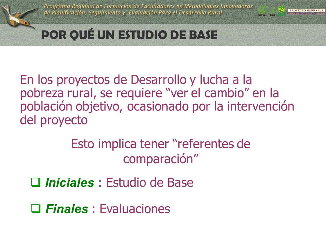 TECNICAS E INSTRUMENTOS Recopilación de información para EB