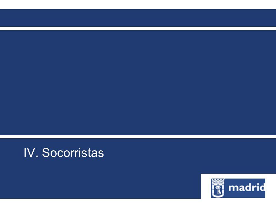 IV. Socorristas