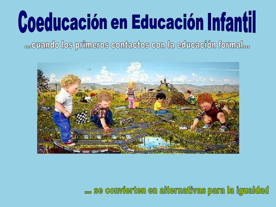 EL RINCÓN DE LAS CONSTRUCCIONES 2 2 3.LOS RINCONES COMO ESPACIOS COEDUCATIVOS.