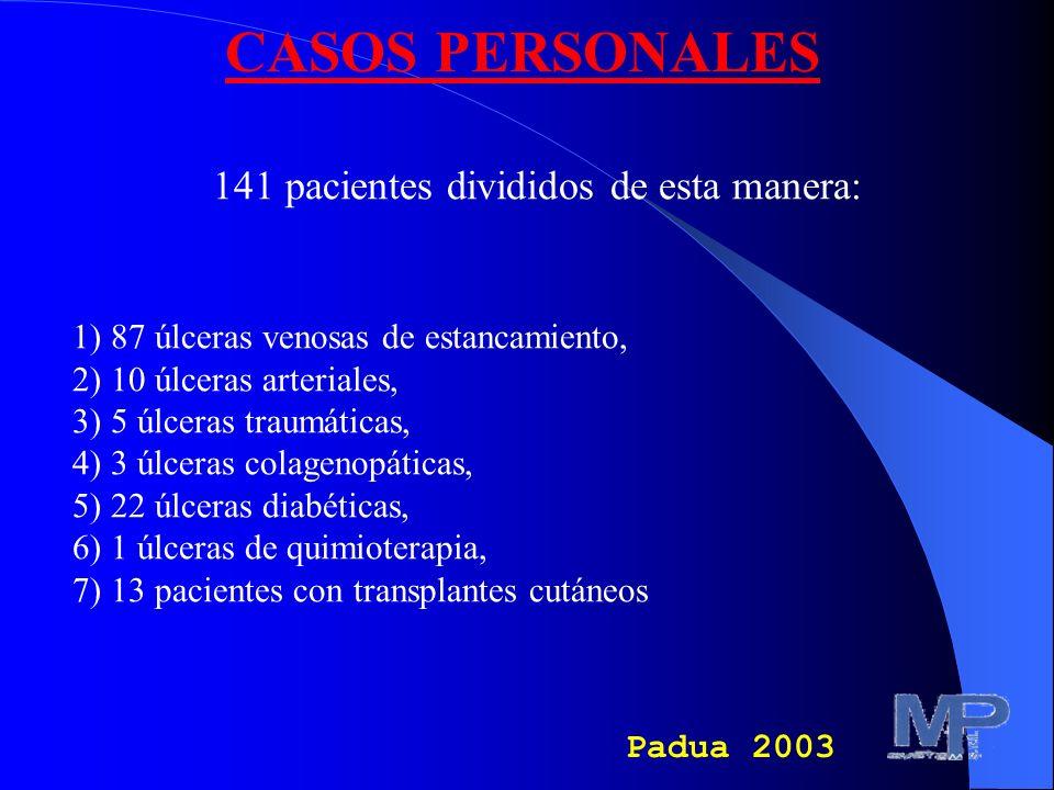 Características y ventajas: 1)Terapia local 2) Agrada a los pacientes y al staff sanitario 3) De uso simple 4) Ninguna contraindicación local o sistém