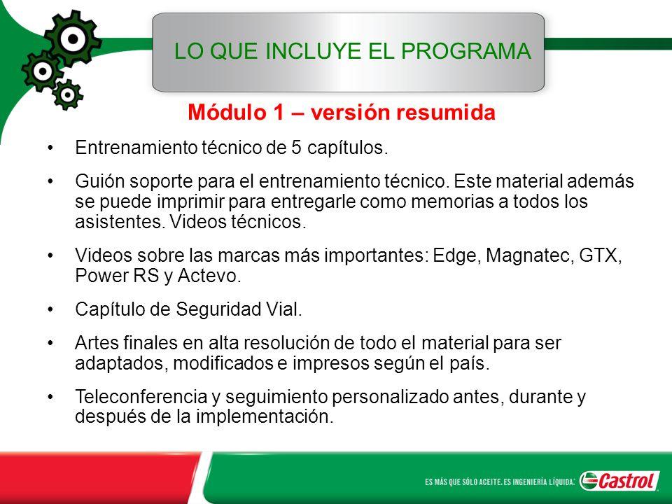 ANTES DE LA IMPLEMENTACIÓN 1.Designar el entrenador oficial del programa.