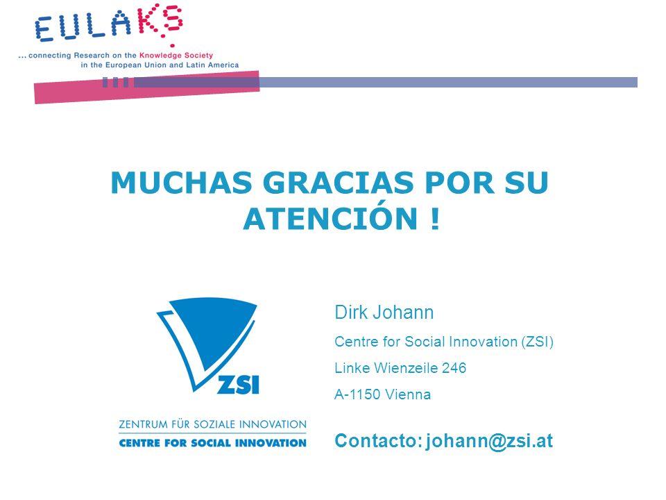 www.eulaks.eu MUCHAS GRACIAS POR SU ATENCIÓN .