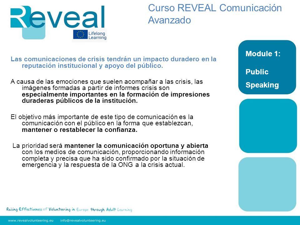 Nivel: Avanzado Asunto: Comunicación Modulo 3: Uso básico de las TIC en la comunicación DU 3.1 SEO y estrategias de posicionamiento aplicado al voluntariado Curso REVEAL Comunicación Avanzado