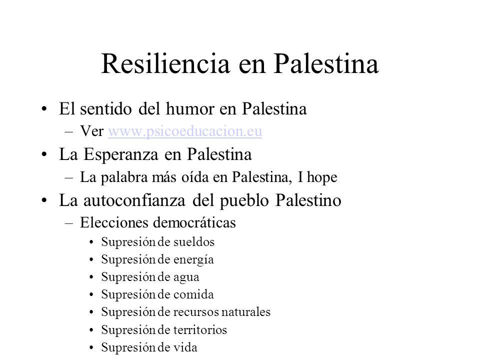 Tres pilares que sostienen la capacidad de resiliencia. 1.La capacidad de juego, el sentido del humor, la trivializaci ó n, la creatividad, la imagina