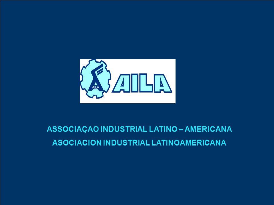 ASSOCIAÇAO INDUSTRIAL LATINO – AMERICANA ASOCIACION INDUSTRIAL LATINOAMERICANA