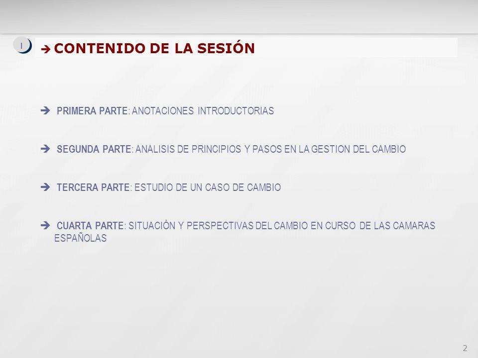 13 Segunda Parte II I PASOS DEL CAMBIO (Continuación) PASOS DEL CAMBIO (Continuación) 7.