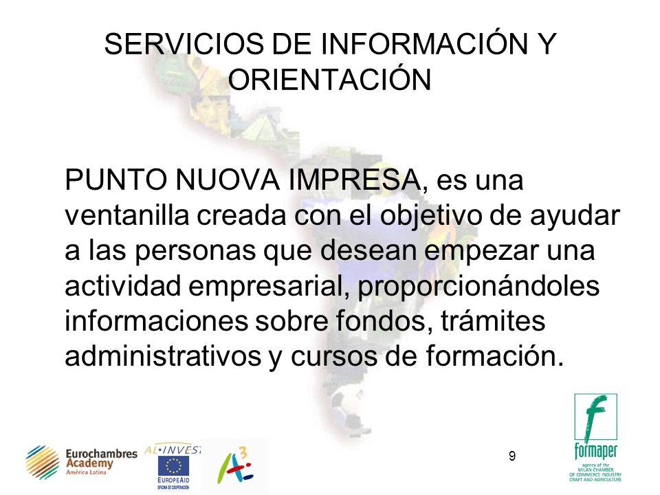 30 Los proveedores de SDE Proporcionan servicios directamente a las PE.