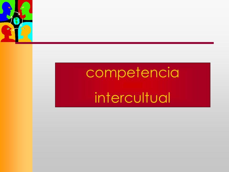 competencia intercultural...