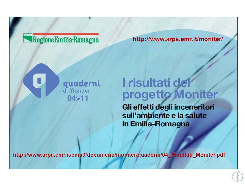 http://www.arpa.emr.it/cms3/documenti/moniter/quaderni/04_Risultati_Moniter.pdf http://www.arpa.emr.it/moniter/